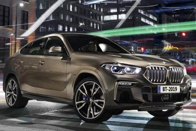 BMW X6 SAV