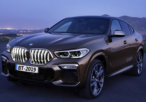 BMW X6 presentacion del vehiculo SAV