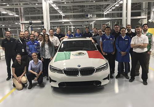 BMW abre Primera Planta en San Luis Potosi