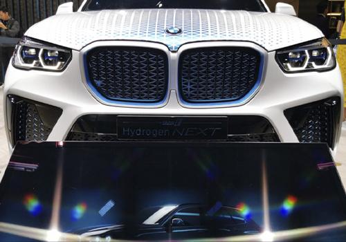 BMW i Hydrogen 2022