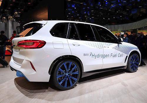 Hydrogen Presentación en IAA 2019