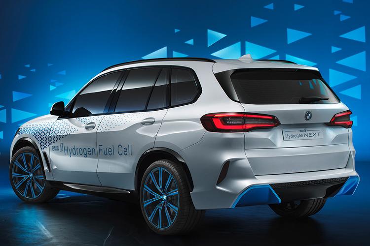 BMW i Hydrogen futuro