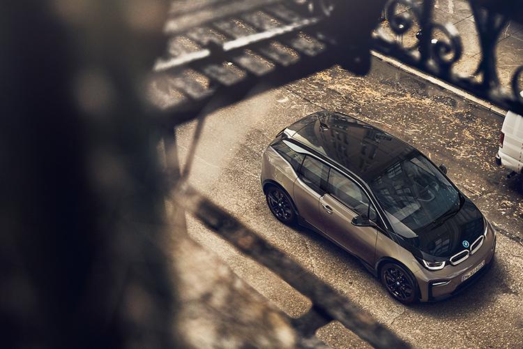 BMW i3 electrico 2020