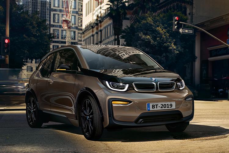 BMW i3 electrico motor