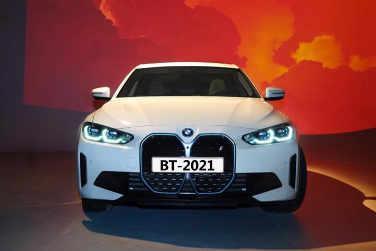 BMW i4 totalmente eléctrico diseño tecnologia innovaciones carrocería
