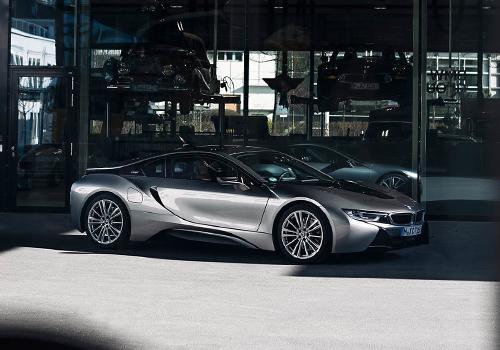 BMW i8 se despide - modelos