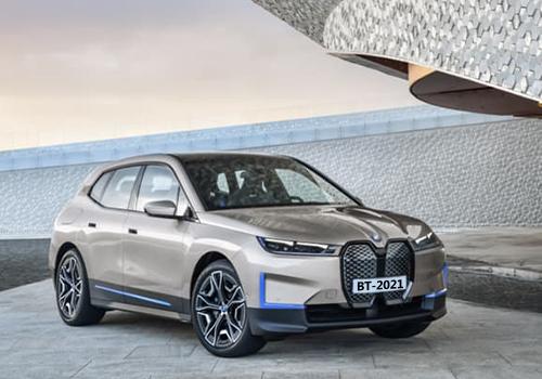 BMW iX nuevos modelos 2021 diseño tecnologia equipamiento
