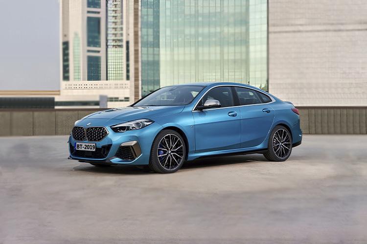 BMW serie 2 gran coupé nuevo modelo