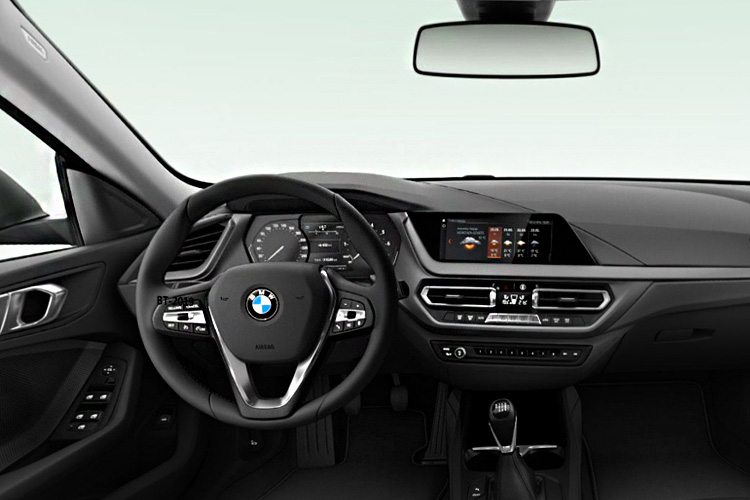 BMW serie 2 gran coupé sistema de infoentretenimiento