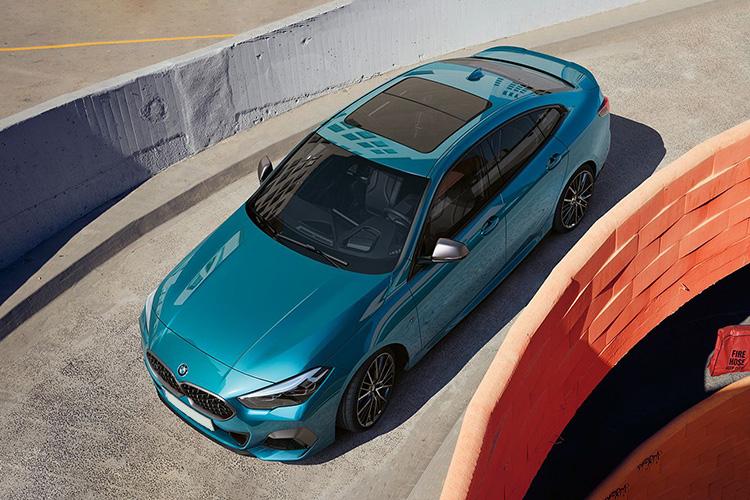 BMW serie 2 gran coupé tecnologia