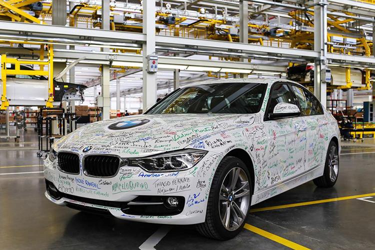 BMW serie 3 ensamblado en México para el mundo BMW comienza a ensamblar en México