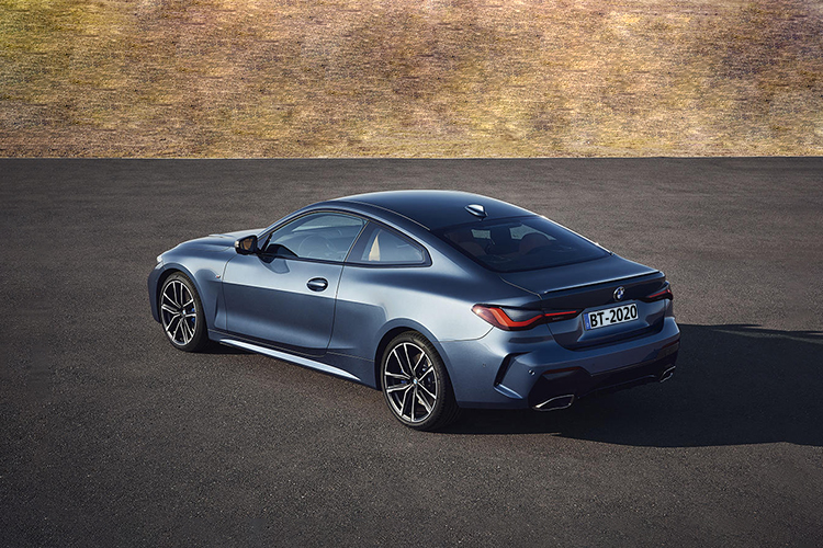 BMW serie 4 2021 modelos