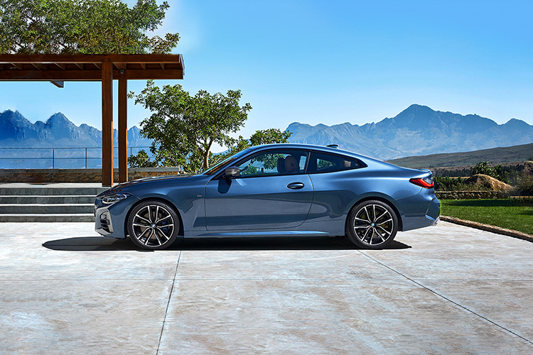 BMW serie 4 2021 tecnologia