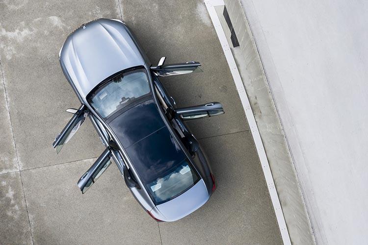 BMW serie 8 Gran Coupé de 4 puertas mas espacio