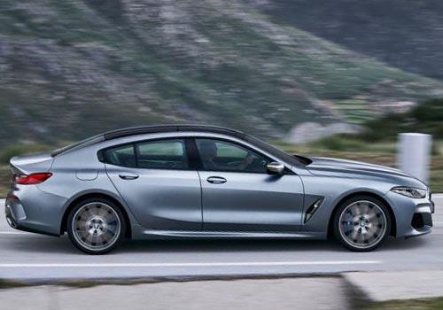 BMW serie 8 Gran Coupé vehiculo desde 85 mil euros