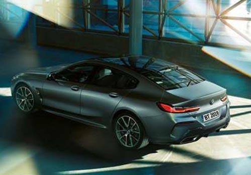 BMW serie 8 gran Coupé nuevo modelo a 4 puertas y mayor tamaño