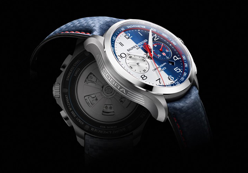 Baume & Mercier Clifton Club Shelby Cobra CSX2299 edición limitada