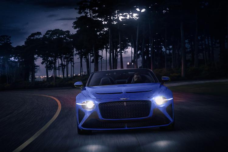 Bentley Bacalar luces LED