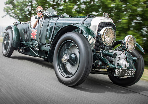 Bentley Blower clasico de la preguerra