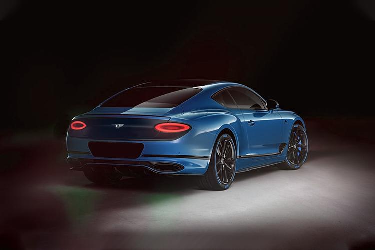 Bentley Continental GT vehículo edición limitada