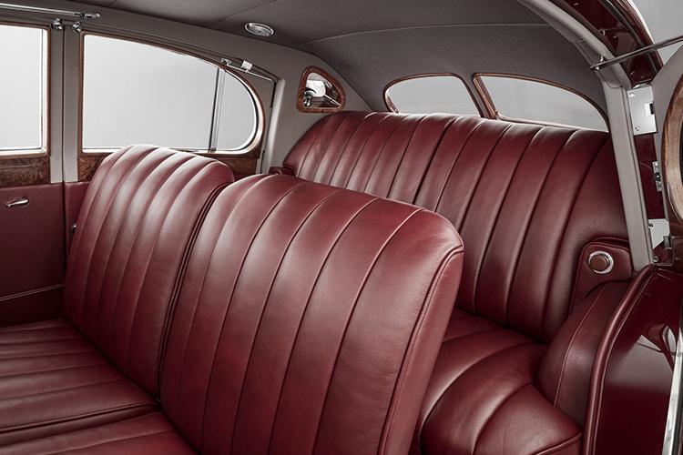 Bentley Corniche equipo Mulliner
