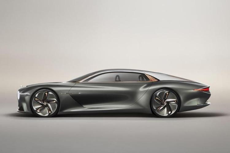 Bentley EXP 100 GT conceptcar vehiculo