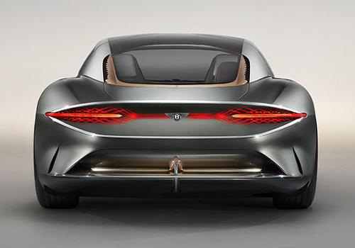 Bentley EXP 100 GT faros oled