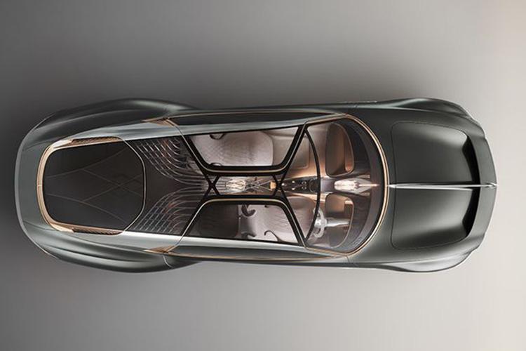 Bentley EXP 100 GT innovaciones