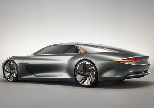 Bentley EXP 100 GT mas alargado