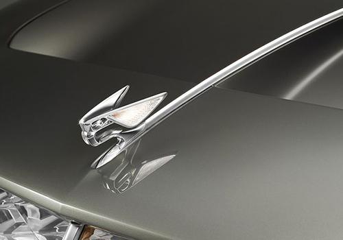 Bentley EXP 100 GT tecnologia e innovaciones