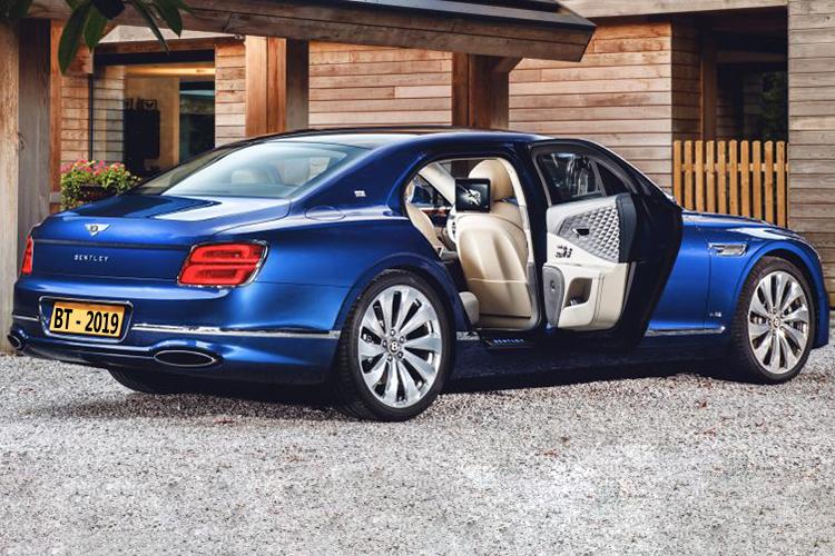 Bentley Flying Spur First Edition subasta elton john