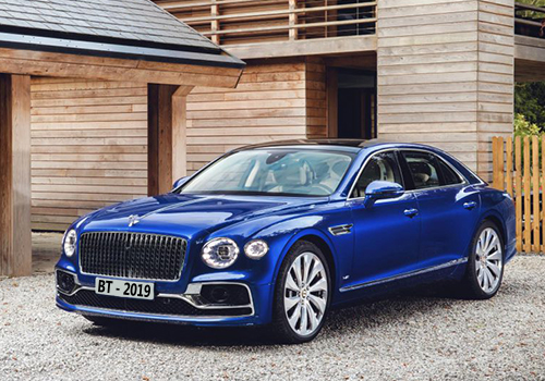 Bentley Flying Spur First Edition vehiculo gasolina
