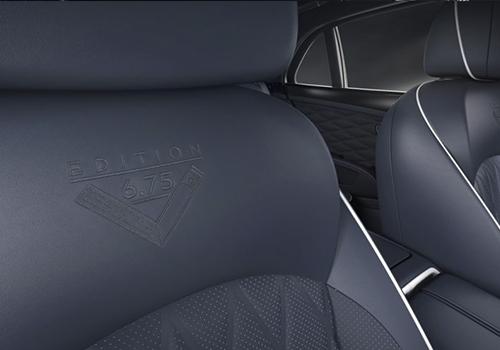 Bentley Mulsanne 6.75 edition asientos
