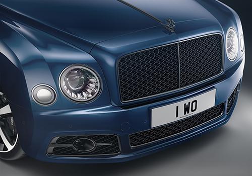 Bentley Mulsanne 6.75 edition faros