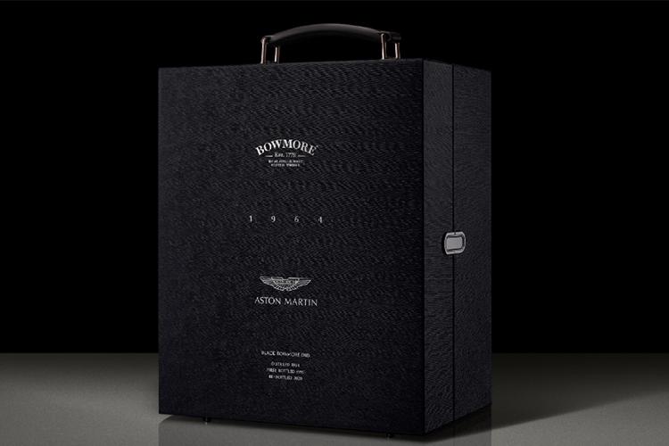 Black Bowmore DB5 1964 edición especial colaboración
