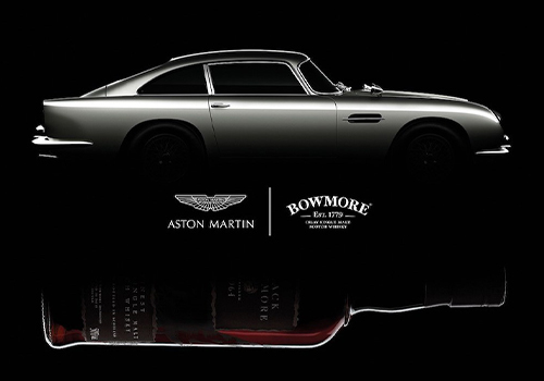 Black Bowmore DB5 1964 edición especial disponible en otoño