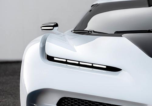 Bugatti Centodieci hypercar 110 años de la marca