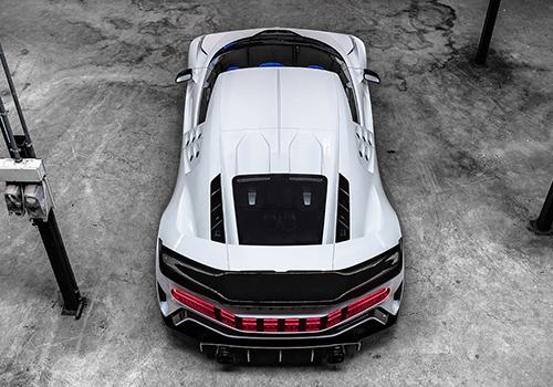 Bugatti Centodieci hypercar innovacion
