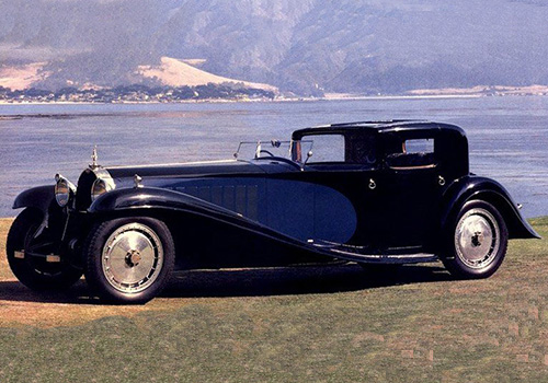 Bugatti Royale Kellner Coupé 1932