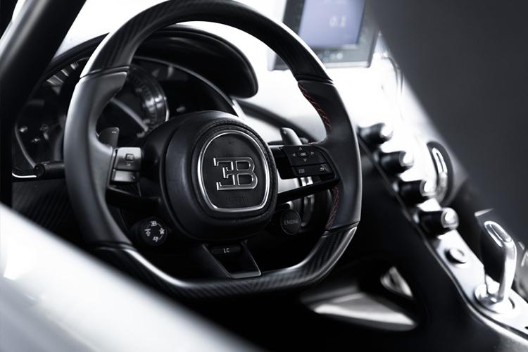 Bugatti podría cambiar de dueño para pasar a manos de Rimac