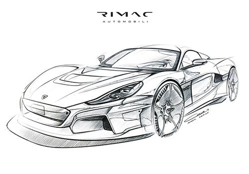 venta y ya tiene comprador _ Rimac planea ser el Tesla de Europa