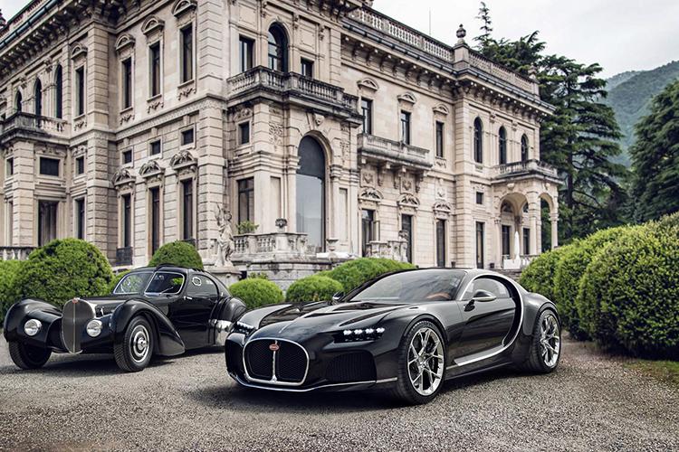 Bugatti podría estar a la venta y ya tiene comprador