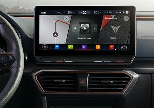 diseño y precios interior sistema de infoentretenimiento equipamiento desempeño pantalla digital