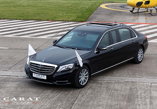 Carat Duchatelet modifica Mercedes