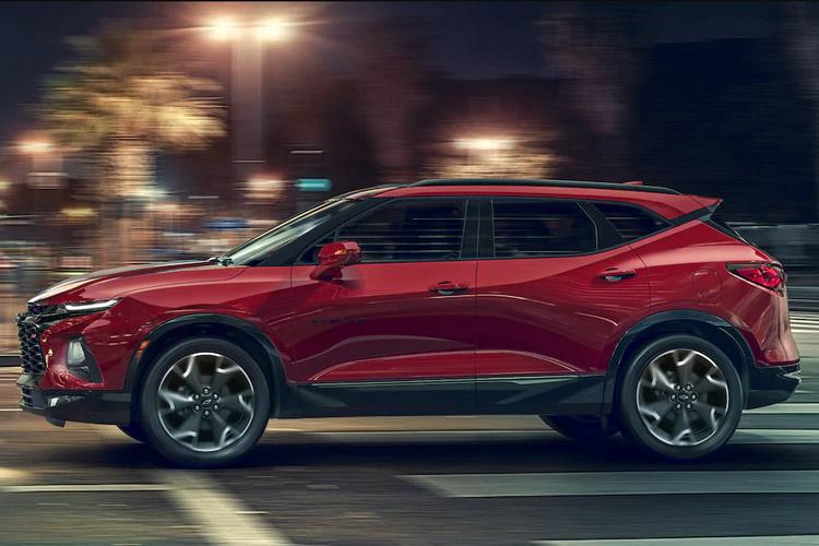 Chevrolet Blazer 2019 SUV
