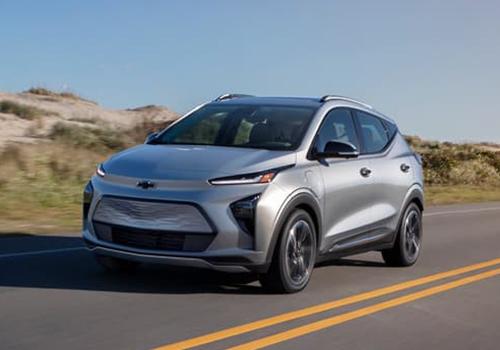 Chevrolet Bolt EUV nuevos modelos 2021 diseño tecnologia equipamiento
