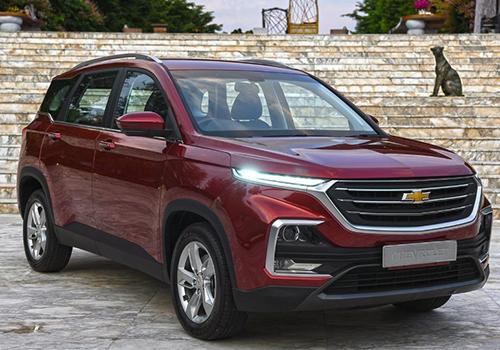 Chevrolet Captiva 2022 nuevos modelos