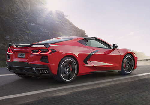 Chevrolet Corvette 2020 guarda los ultimos 1000 ubicaciones gps