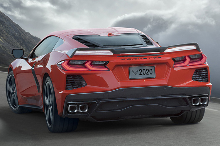 Chevrolet Corvette 2020 innovaciones