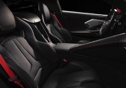 Chevrolet Corvette 2020 motor v8 de 6.2 litros